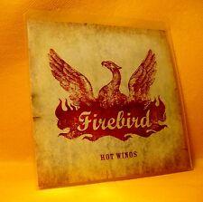 Cardsleeve Full CD FIREBIRD Hot Wings PROMO 10TR 2006 blues rock hard rock