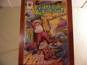 Archer & Armstrong #7 (Valiant 1993) Free Domestic Shipping