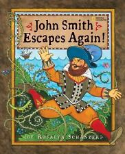 John Smith Escapes Again!-ExLibrary