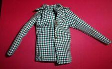 VINTAGE 1977 KENNER SIX MILLION DOLLAR MAN OSCAR GOLDMAN CLOTHING COAT JACKET
