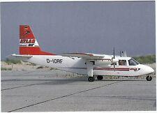 ATLAS  AIR  SERVICE           -          Britten-Norman BN 2B Islander