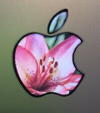 GLOWING FLOWER Apple MacBook Pro Air Sticker Logo Laptop DECAL 11,12,13,15,17 in