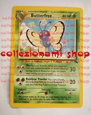 BUTTERFREE 9/18 - SOUTHERN ISLANDS - POKEMON - INGLESE