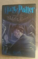 Harry Potter and the Order of the Phoenix hardback book B9