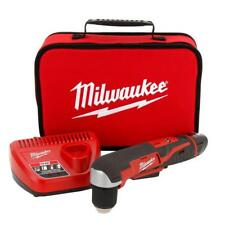 Milwaukee 12V M12 Lithium Ion Cordless Right Angle Drill Driver 2415-21 NEW