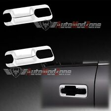 15-17 Ford F-150 Chrome 2 Door Handle Covers Bucket Bowl Cup Piece Only