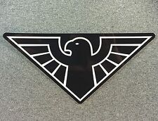 ZERO Bird Skateboard Sticker LARGE 7in si