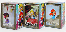 Banpresto Q Posket Petit Disney 3 Figure Box Set Alice Ariel Esmeralda