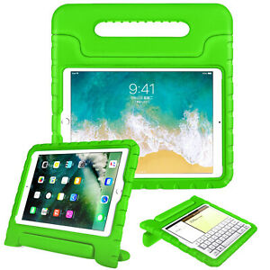For iPad 2 3 4 Mini Air Pro 7th / 8th Gen 10.2 10.9 12.9 Case Cover Kids Impact