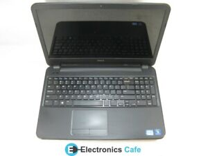 "Dell Inspiron 3521 15.5"" Laptop 1.8 GHz i3-3217U 4GB RAM (Grade B No Battery)"