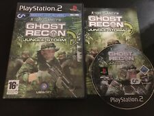 ps2 : ghost recon jungle storm
