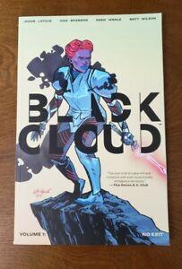 Black Cloud Vol. 1 No Exit #1-5 2017 Jason Latour Image Comics TPB GN SC OOP