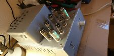 HiFi Class AB 6P14/EL84 Tube Power Amplifier Push-pull Audio Amp  13W*2