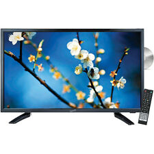 Supersonic 22-Inch LED Widescreen HDTV w/Built-in DVD Player & Remote | SC-2212