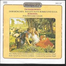 CD SINGLE HORS COMMERCE CLASSIQUE--TSCHAIKOWSKY & BORODIN