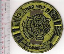 NATO Tiger Meet NTM 1979 France French Air Force Base Aerienne Cambrai, France a
