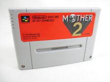 MOTHER 2 Super Famicom Nintendo SNES Free Shipping Hit-Japan sfc