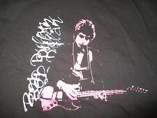 2012 bob dylan & his band nordamerikanischen tournee (lg) t-shirt mark knopfler