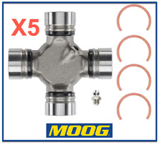 5 Driveshaft Universal Joint MOOG Premium Front/Rear Greasable