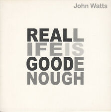 John Watts - Real Life Is Good Enough (2 CDs) 2005 Pappschuber Rock