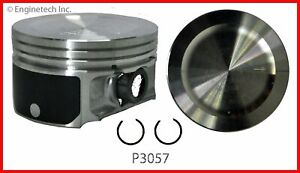 Piston For Select 97-08 Ford Lincoln Models P3057(1)STD