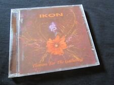 IKON Flowers Of The Gathering CD 2ND PRESS GERMANY CLAN OF XYMOX GOTH WAVE
