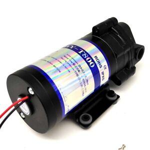 Reverse Osmosis (RO) Booster Pumps 50, 75, 100, 200, 300, 400 & 800 GPD UK Stock