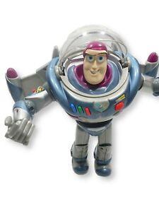 1999 Disney Toy Story 2 Talking Techno-Gear Buzz Lightyear - Action Figure