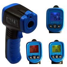 HoldPeak Infrarot Thermometer Pyrometer Laser IR Distanz 8:1 bis +550°C HP-981D