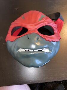 Teenage Mutant Ninja Turtles Raphael Child 3/4 Mask, TMNT Halloween Cosplay