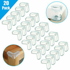 20X Durable Desk Table Corner Edge Guard Baby Kid Safety Protector Cover Cushion