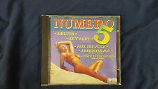 COMPILATION - NUMERO 5 (DISCO MAGIC 1993). CD