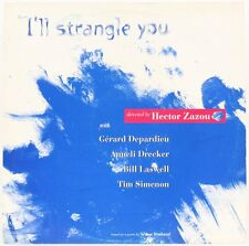 I'll Strangle You  Hector Zazou Vinyl Record