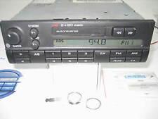 Autradio Cassette Beta VW mit Code . ISO Blaupunkt Anschluss