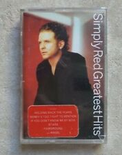 "CASSETTE AUDIO MUSIQUE K7 TAPE / SIMPLY RED ""GREATEST HITS"" 14T 1996 SYNTH-POP"
