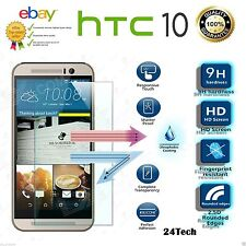 100 Genuine Premium Quality Tempered Glass Screen Protector-htc 10/htc M10