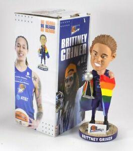 Phoenix Mercury Brittney Griner Bobblehead Rainbow Flag Basketball WNBA