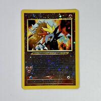 Pokemon WOTC Vintage Black Star PromoEntei Holo #34