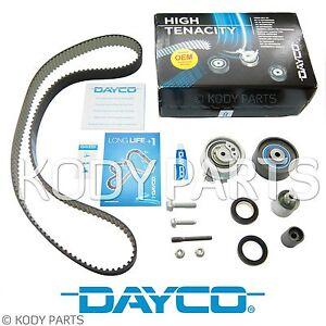 DAYCO TIMING BELT KIT - for Audi A4 Turbo Diesel 2.0L B8 (CAGA engine) TDI