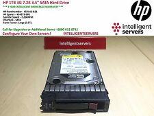 """HP 1TB 3G 7.2K 3.5"""" SATA Hard Drive ** 454146-B21 / 454273-001 **"""