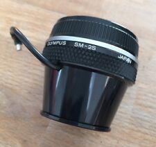 Olympus SM-2S Adaptador de Cámara para Boroscopio Endoscopio Fibroscopio