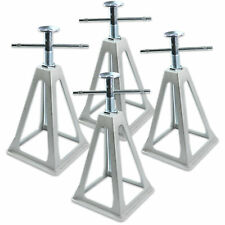 Stack Jack Stands LCW Olympian RV Aluminum Stabilizers Camper Trailer 4 Pack