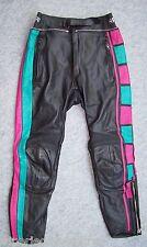SUPERBE Pantalon CUIR Moto HARRO, Taille 40 ----- (PMH_043)