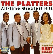 The Platters - Greatest Hits [New CD]
