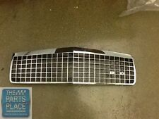 1989-91 Cadillac Deville / Fleetwood Chrome Grille - GM 25531908