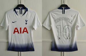 Tottenham Hotspur Player Issue 2018/2019 Home Shirt Jersey Vaporknit Nike Size S