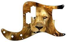 P Bass Precision Pickguard Custom Fender 13 Hole Guitar Pick Guard Lion 2