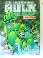 1 x bande dessinée Album-Incredible Hulk-Annual 2004-Marvel-Anglais