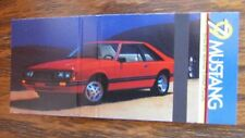 1979 FORD MUSTANG CAR DEALER: OAKVILLE, ONTARIO -JL9