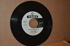 GREGG CONNORS: YOUR LOVE TEARS ME UP & CAUGHT IN THE ACT MINT- ROCKABILLY WLP 45